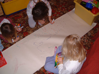 Creating a giant wall chart - 3